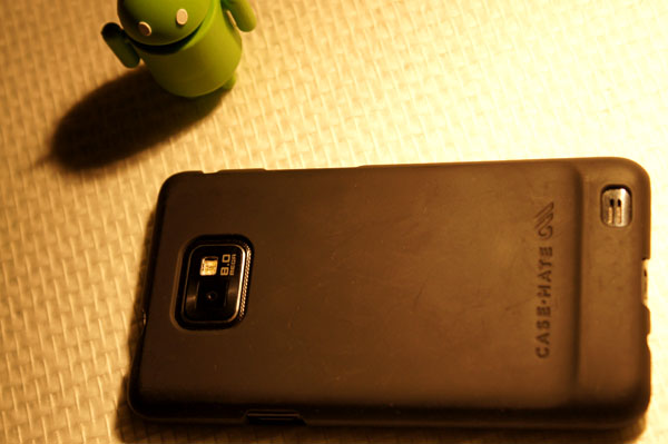 Casemate Barely there Galaxy s2 [Review] Casemate Barely There   Case für das Samsung Galaxy S2