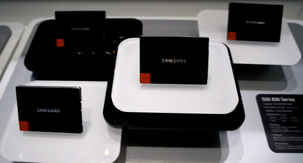 Samsung ssd [Video] Samsung SSD vs. HDD vs ExpressCache