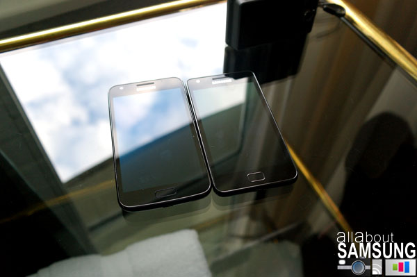 galaxy s2 vs galaxy s2 lte [Video] Kurzer Vergleich: Samsung Galaxy S2 vs Samsung Galaxy S2 LTE