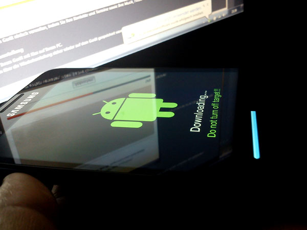 samsung galaxy note erhält update auf samsung galaxy note ics
