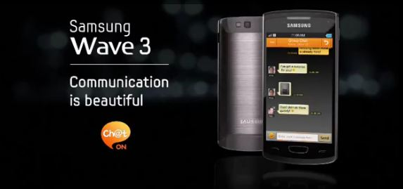 wave3 commercial [Video] Samsung Wave 3 Werbespot