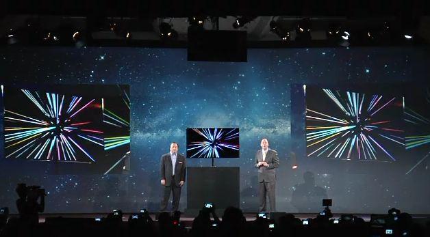 8 [Video] Der neue Heimkino Traum   Samsung stellt den 55 Zoll Super OLED TV offiziell vor
