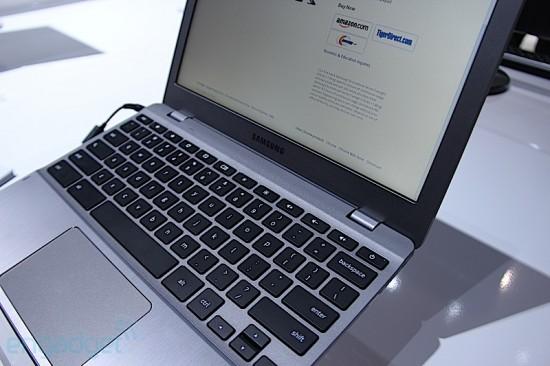 chromebook 1 Samsung überarbeitet auch das Series 5 Chromebook   mehr Power, edler