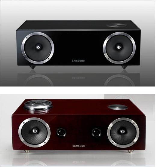 mehr sound durch nichts samsung bringt audio docks und heimkino anlagen mit vakuum r hren. Black Bedroom Furniture Sets. Home Design Ideas