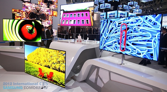 Samsung OLED Gliedert Samsung die LCD Sparte aus und konzentriert sich auf OLED?