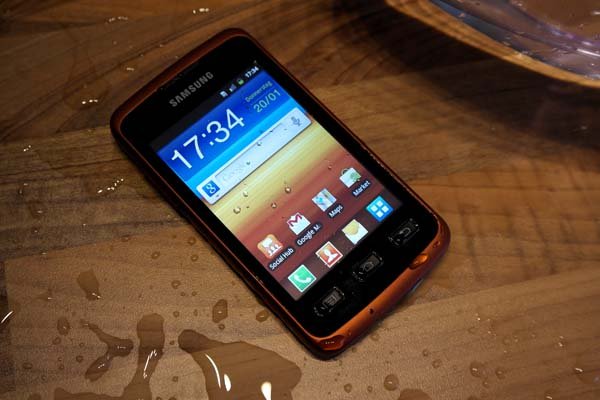 xcover 4 [Video] Samsung Galaxy Xcover Review deutsch