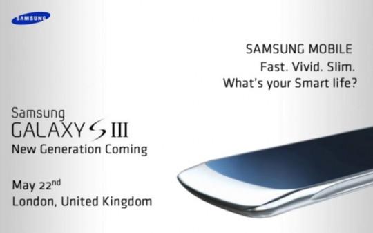 SGSIII leak 540x337 Samsung Galaxy S3 Pressefoto taucht auf, Veröffentlichung am 22. Mai?