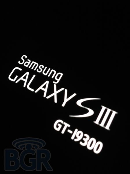 Samsung Galaxy S III BGR 1 London calling und was ich von The next Galaxy erwarte