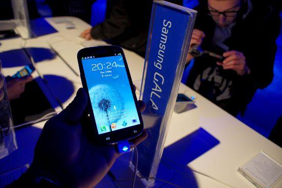 Samsung Galaxy S3 HandsOn Verspätet sich das Samsung Galaxy S3? Amazon.de sagt ja