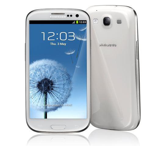 sgs3 weiß [UPDATE3] Verzögert sich das Samsung Galaxy S3 wegen der Rückseite?