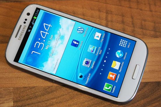 Galaxy S3 Software