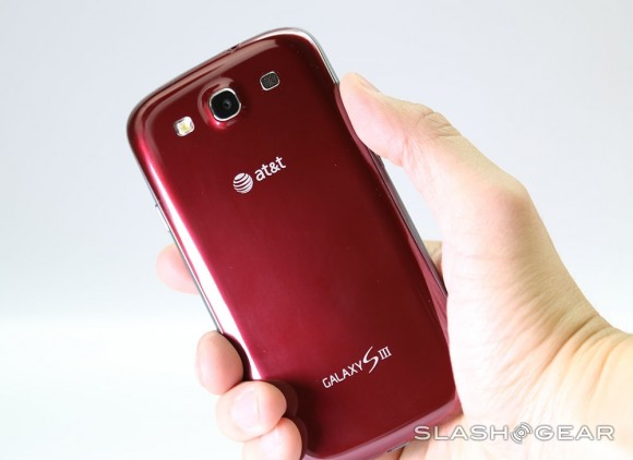 Galaxy s3 rot 1 Hands On mit dem roten Samsung Galaxy S3 (Video)