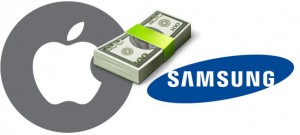 apple-samsung-geld apple vs samsung