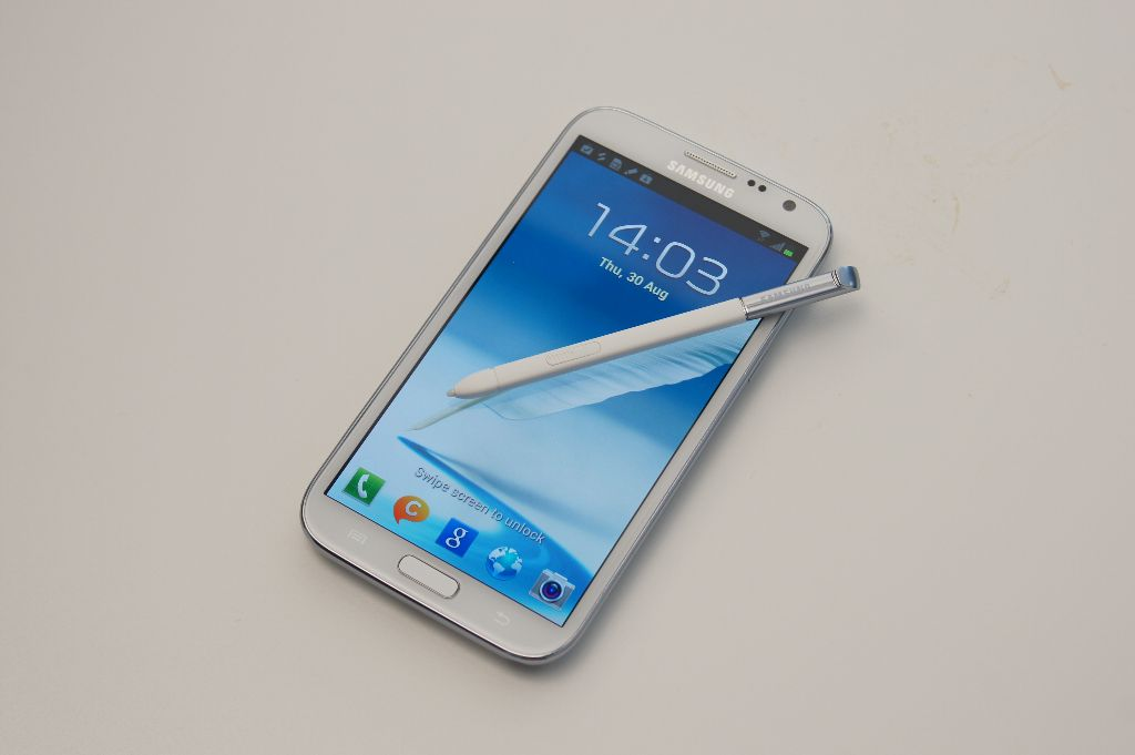 DSC00905 Ausführliches Samsung Galaxy Note 2 Hands On (Video)