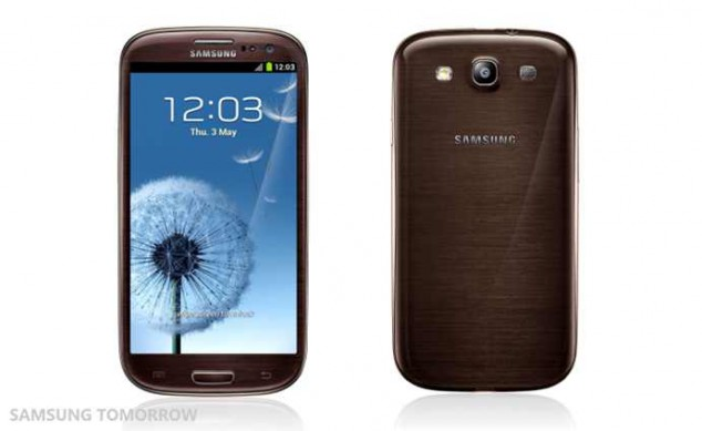 Galaxy s3 braun 634x389 Samsung Galaxy S III bekommt in den USA Android 4.4