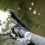 FAHRER Spitzel am Fahrrad