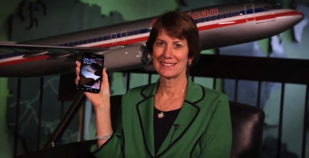 American airlines note 620x318 17.000 Galaxy Note im Gepäck: American Airlines rüstet auf (Video)