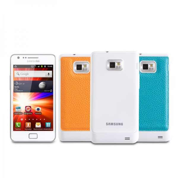 GalaxyS2 summeredition Samsung Galaxy S II in der Summer Edition für 360€ bei GetGoods.de