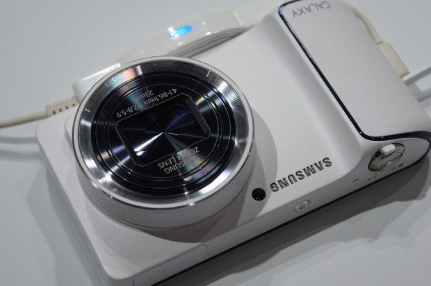 Samsung Galaxy Camera weiss