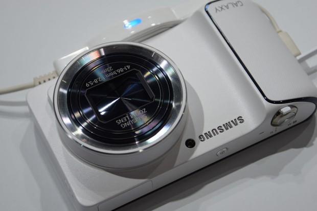 Samsung Galaxy Camera weiss