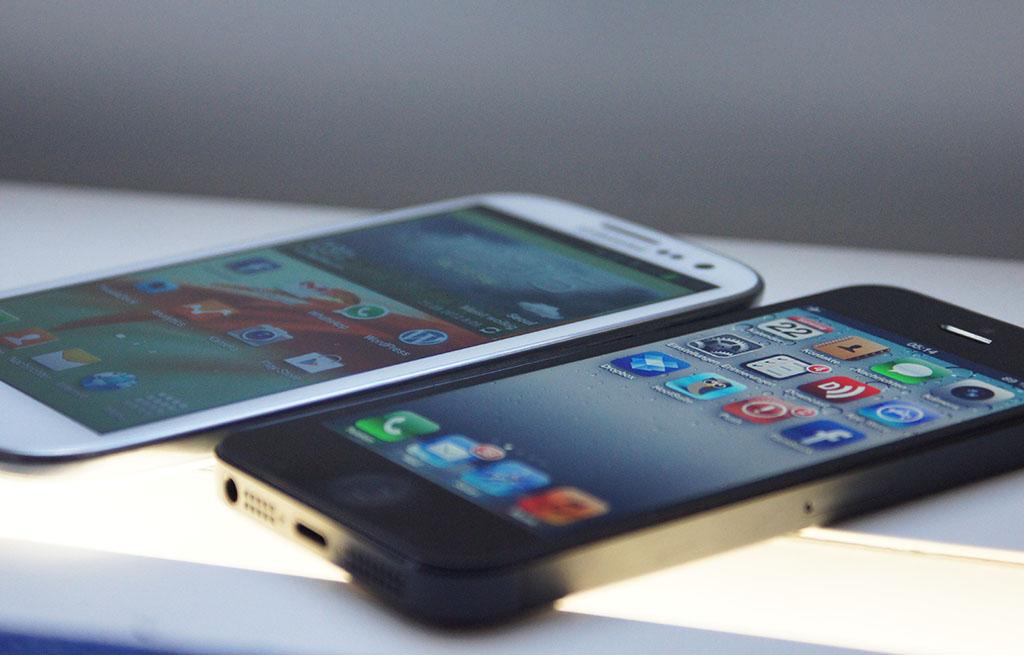 Bericht: Samsung reduziert Komponentenbestellungen für Galaxy S5 wegen iPhone 6