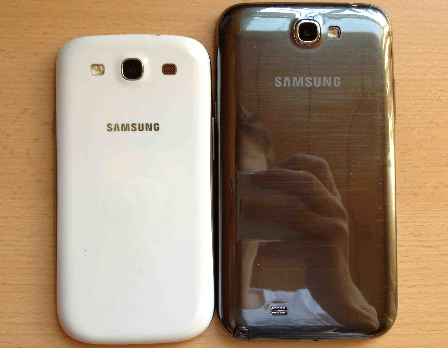 zwei boliden im vergleich galaxy s3 vs galaxy note 2 all about samsung. Black Bedroom Furniture Sets. Home Design Ideas