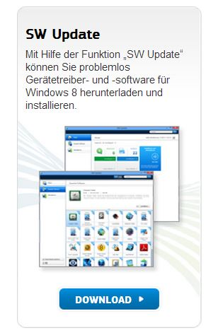 SW Update Win8 Samsung und der Windows 8 Support für die Series 9 (Update: Software nachgeliefert)