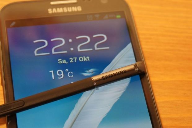 Das Samsung Galaxy Note 2