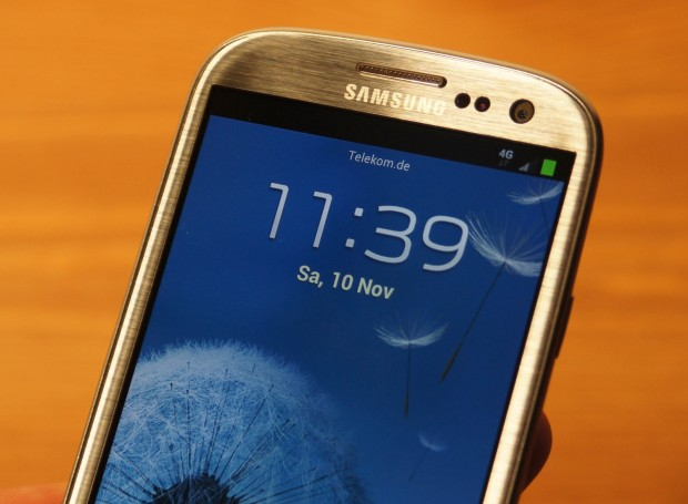 Galaxy S3 LTE 620x455 Samsung Galaxy S III LTE GT I9305 Review [Video]