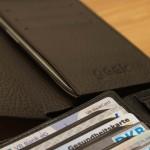 Portemonnaie und geek Etuie