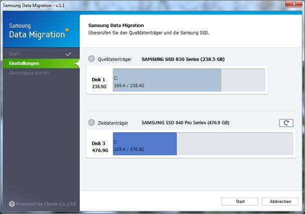 Samsung Data Migration Software Vorgestellt Ssds Einfach Kopieren