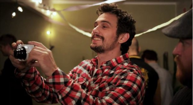 James franco galaxy camera 620x338 Samsung Galaxy Camera Werbespot mit James Franco [Video]