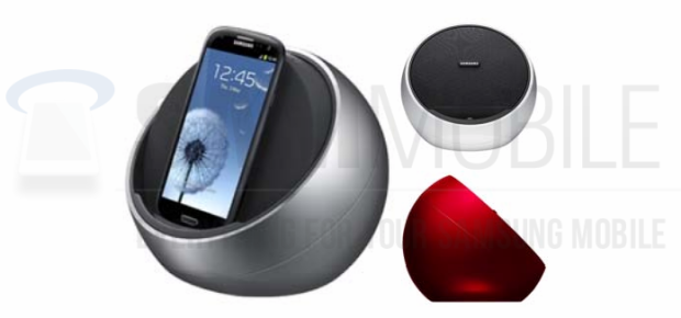 Samsung Galaxy S3 Audiodock