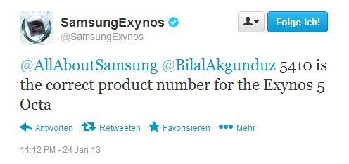 Exynos5octa-twitter
