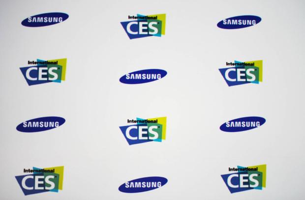 Samsung auf der CES