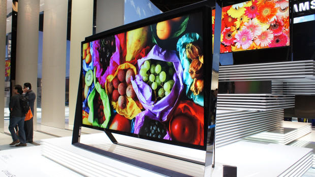 Samsung 110 Zoll UHD TV