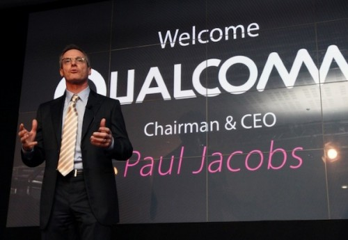 qualcomm ceo paul jacobs Qualcomm CEO hält Samsungs Exynos 5 Octa für PR Stunt