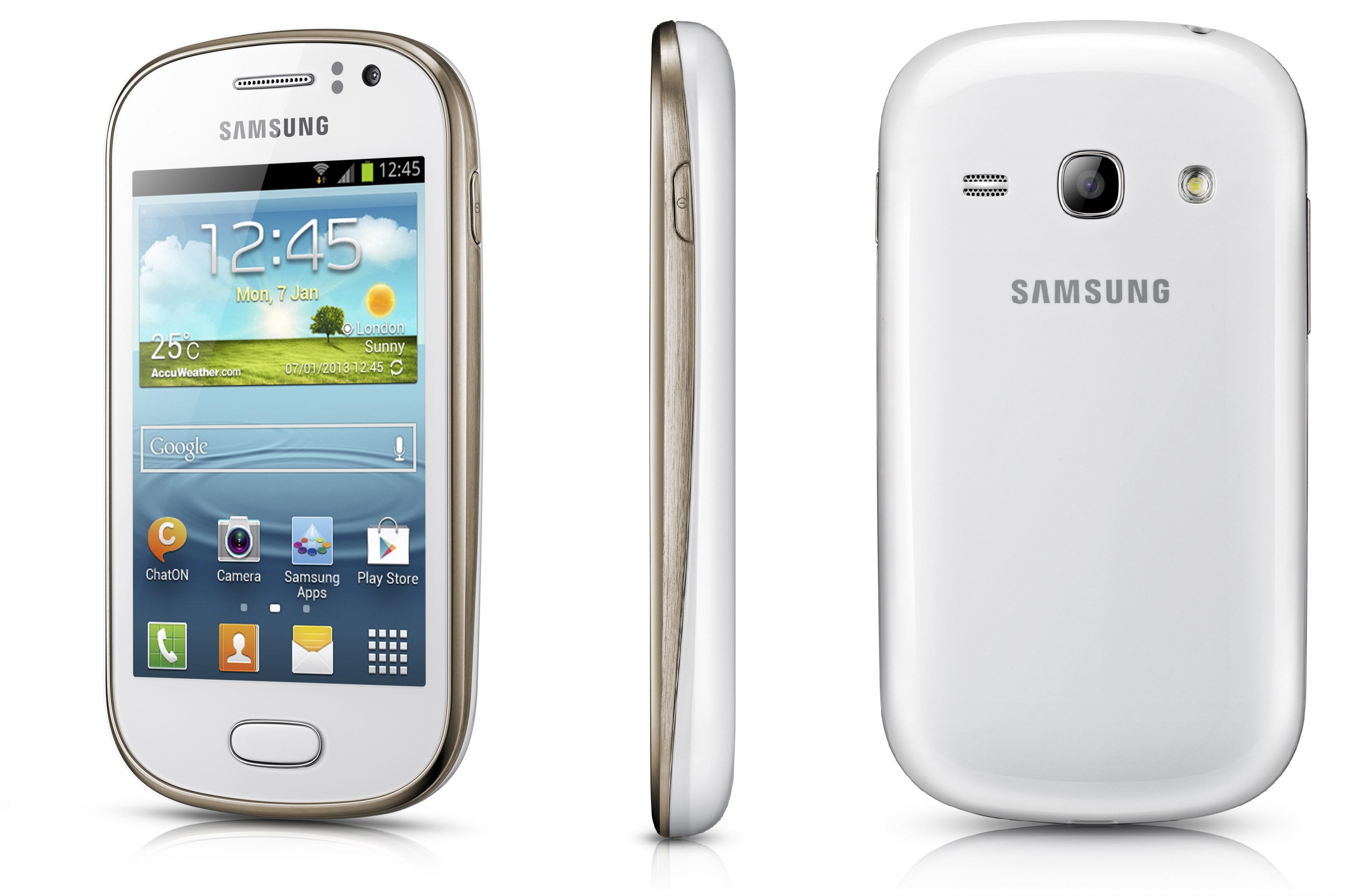 Samsung Galaxy Young Und Galaxy Fame Offiziell Vorgestellt