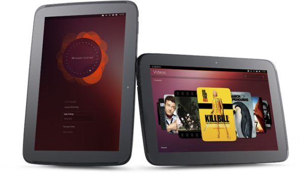 Ubuntu nexus10 Ubuntu Touch auf dem Google Nexus 10 [Video]