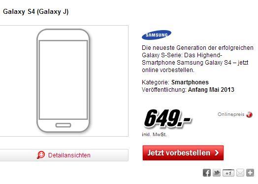 Galaxys4-mediamarkt-vorbestellen