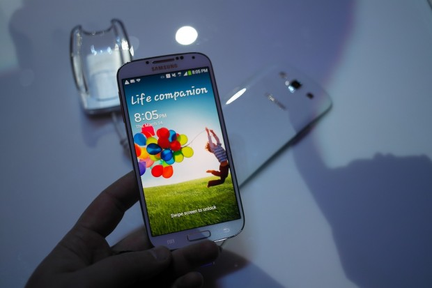 SAM 4122 620x413 Unser erstes Hands On des Samsung Galaxy S4 [Video]