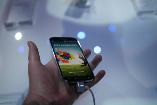 SAM 4176 620x413 Unser erstes Hands On des Samsung Galaxy S4 [Video]