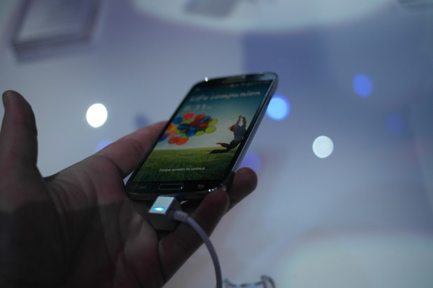 SAM 4177 620x413 Unser erstes Hands On des Samsung Galaxy S4 [Video]