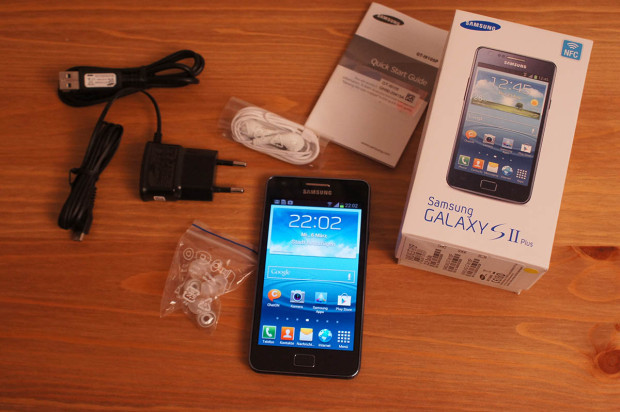 Samsung Galaxy S2 Plus i9105p 7 620x412 Kurze Review: Samsung Galaxy S II Plus GT I9105P