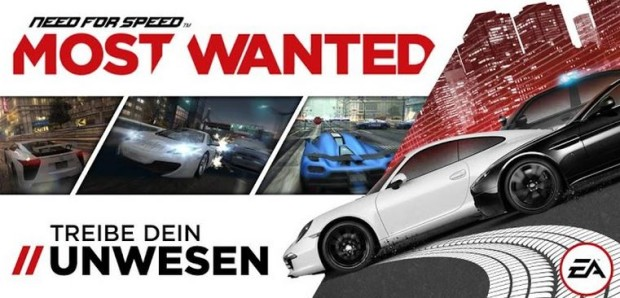 NFS most wanted 620x298 Samsung Galaxy S 4: Zum Marktstart Need for Speed Most Wanted gratis