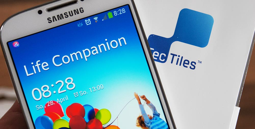 Samsung Galaxy S4 TecTiles