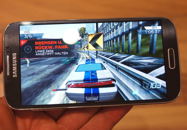 Samsung Galaxy S 4 Gamplay