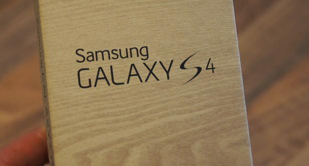 Samsung Galaxy S4 Verkaufsstart