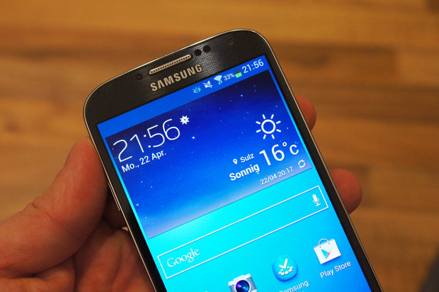 Samsung Galaxy S4 Preview