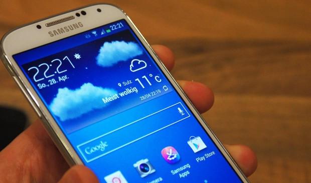 Samsung Galaxy S4 Testbericht